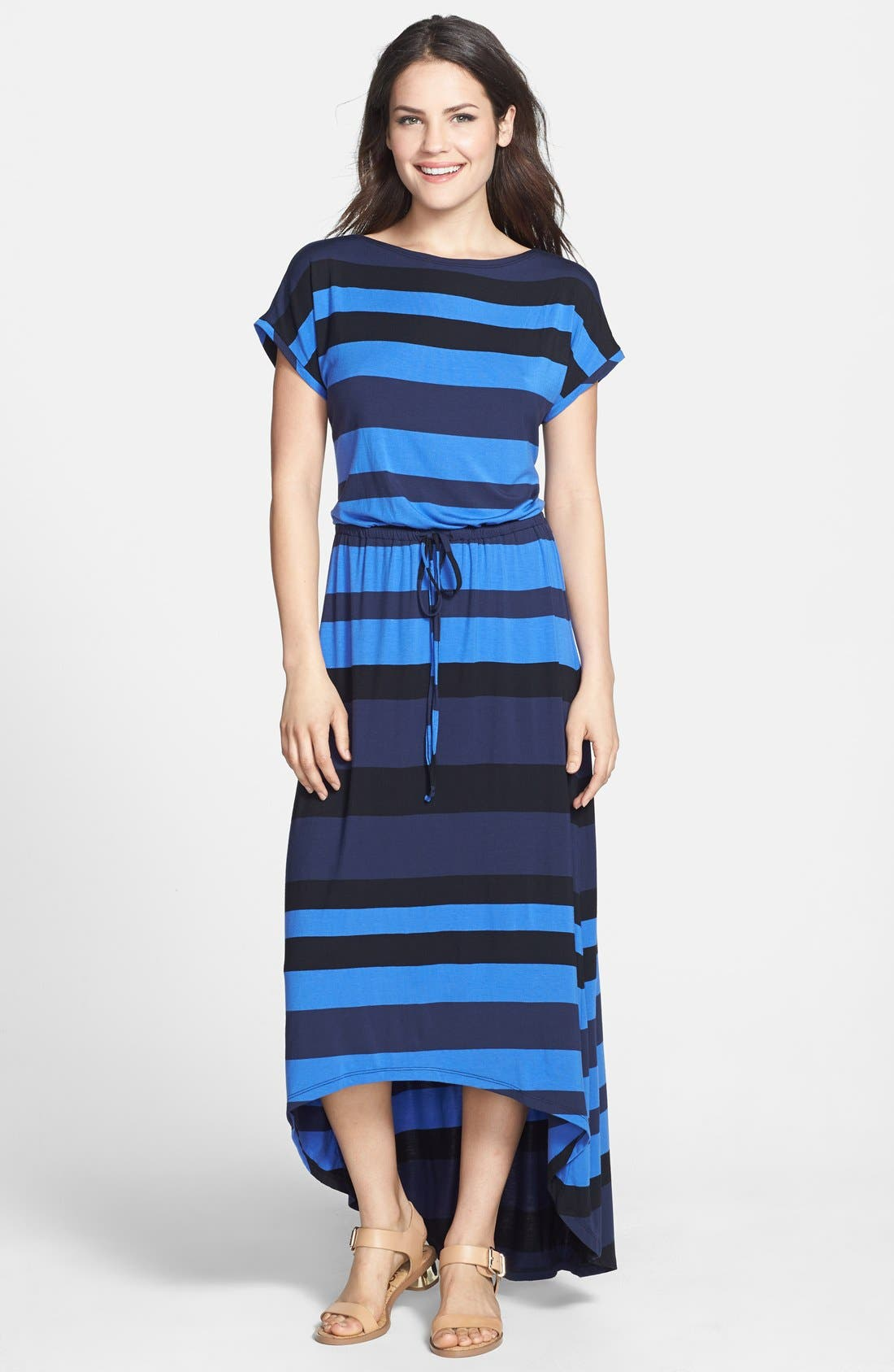 Alternate Image 1 Selected - Caslon® High/Low Maxi Dress