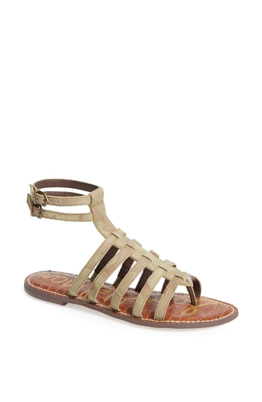 Alternate Image 1 Selected - Sam Edelman 'Gilda' Gladiator Sandal