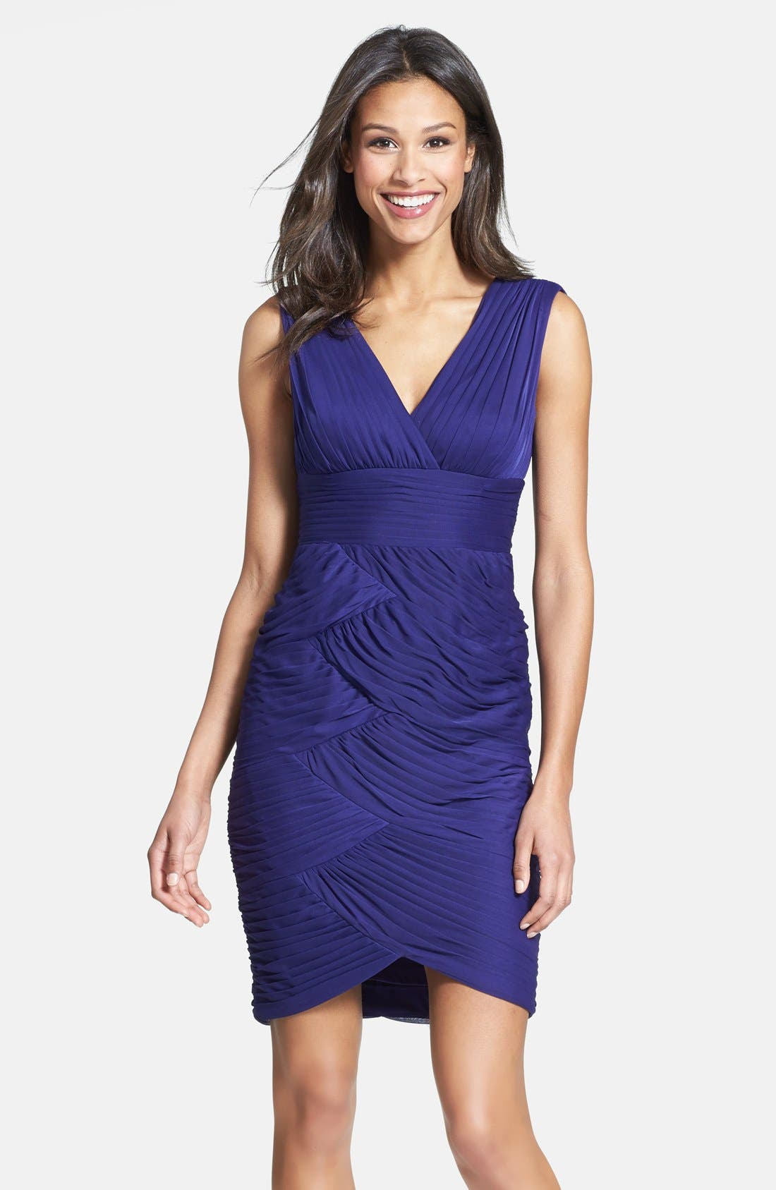 Alternate Image 1 Selected - Adrianna Papell Sleeveless Dress