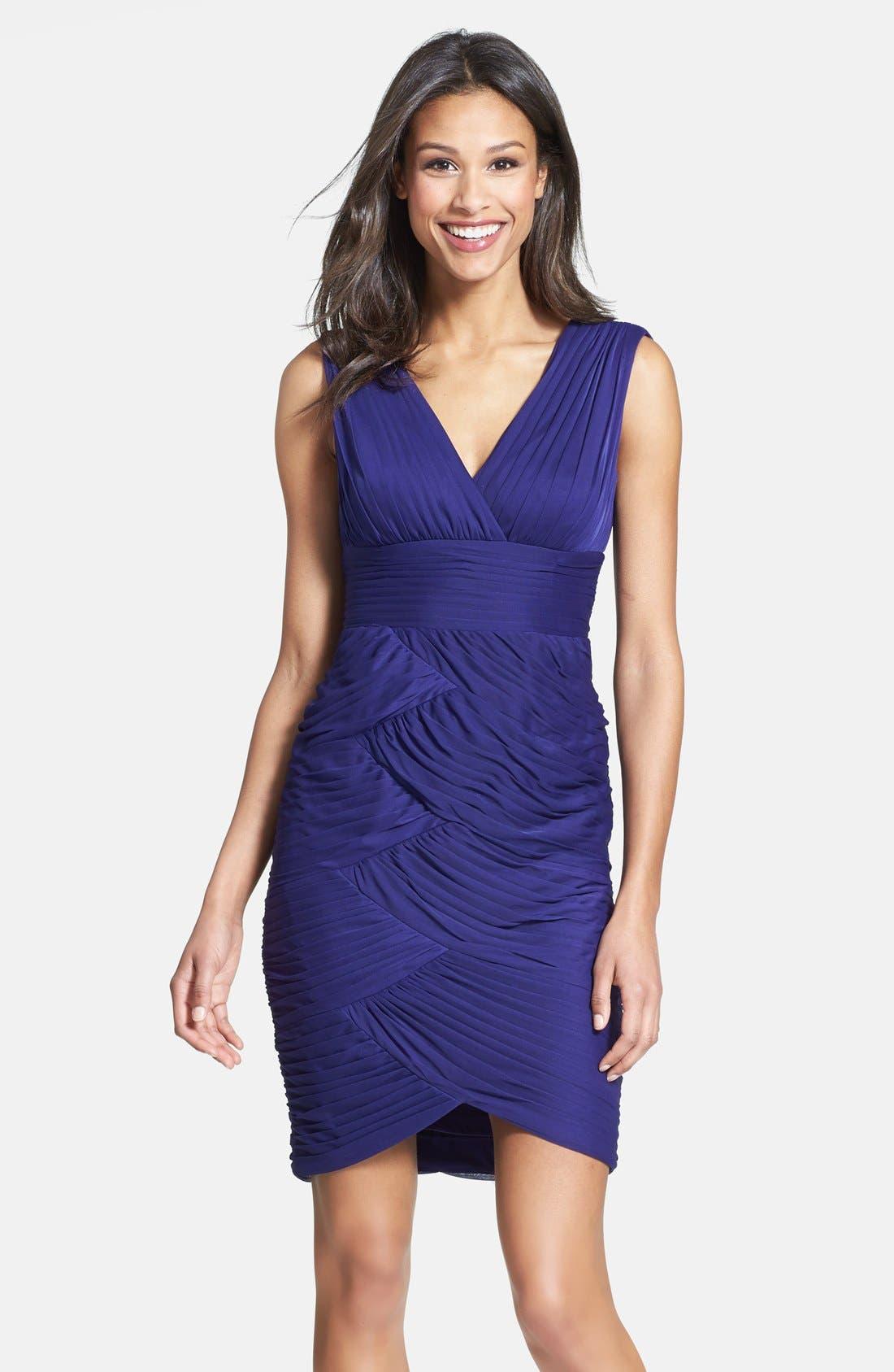 Main Image - Adrianna Papell Sleeveless Dress