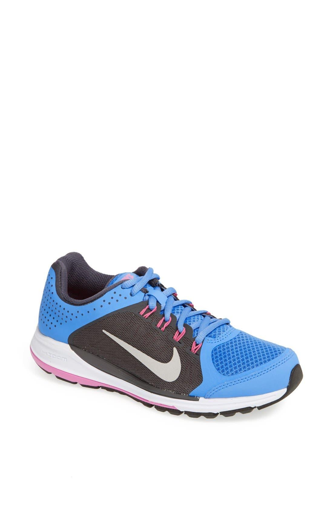 Alternate Image 1 Selected - Nike 'Zoom Elite+ 6' Running Shoe (Women)