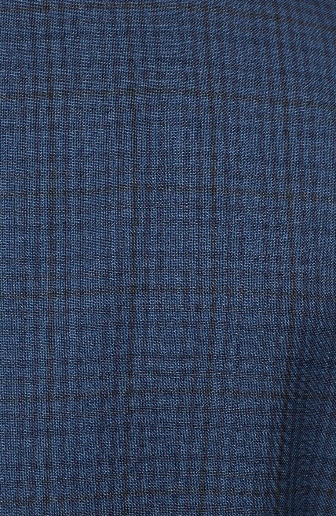 Alternate Image 3  - BOSS HUGO BOSS Classic Fit Plaid Sport Coat