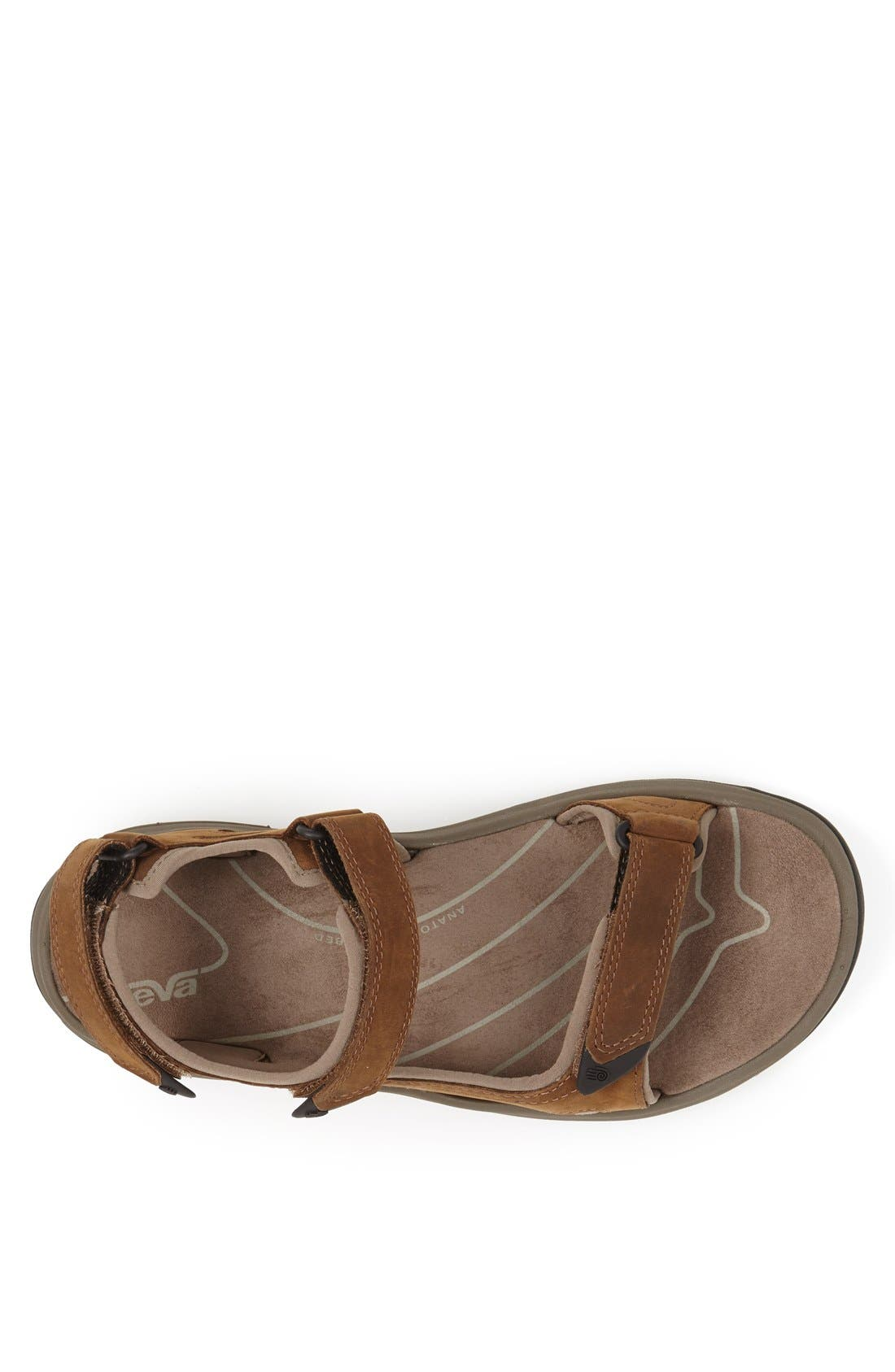Alternate Image 3  - Teva 'Jetter' Sandal (Men)