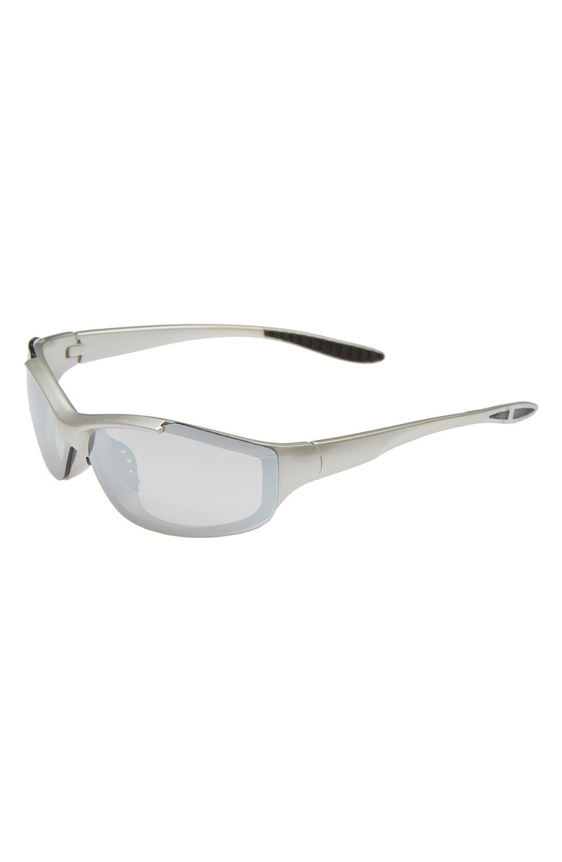 Alternate Image 1 Selected - Icon Eyewear 'Ryan' Wrap Sunglasses (Boys)