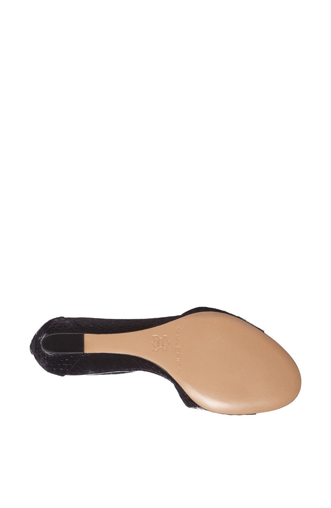 Alternate Image 4  - Via Spiga 'Terrilyn' Wedge Sandal