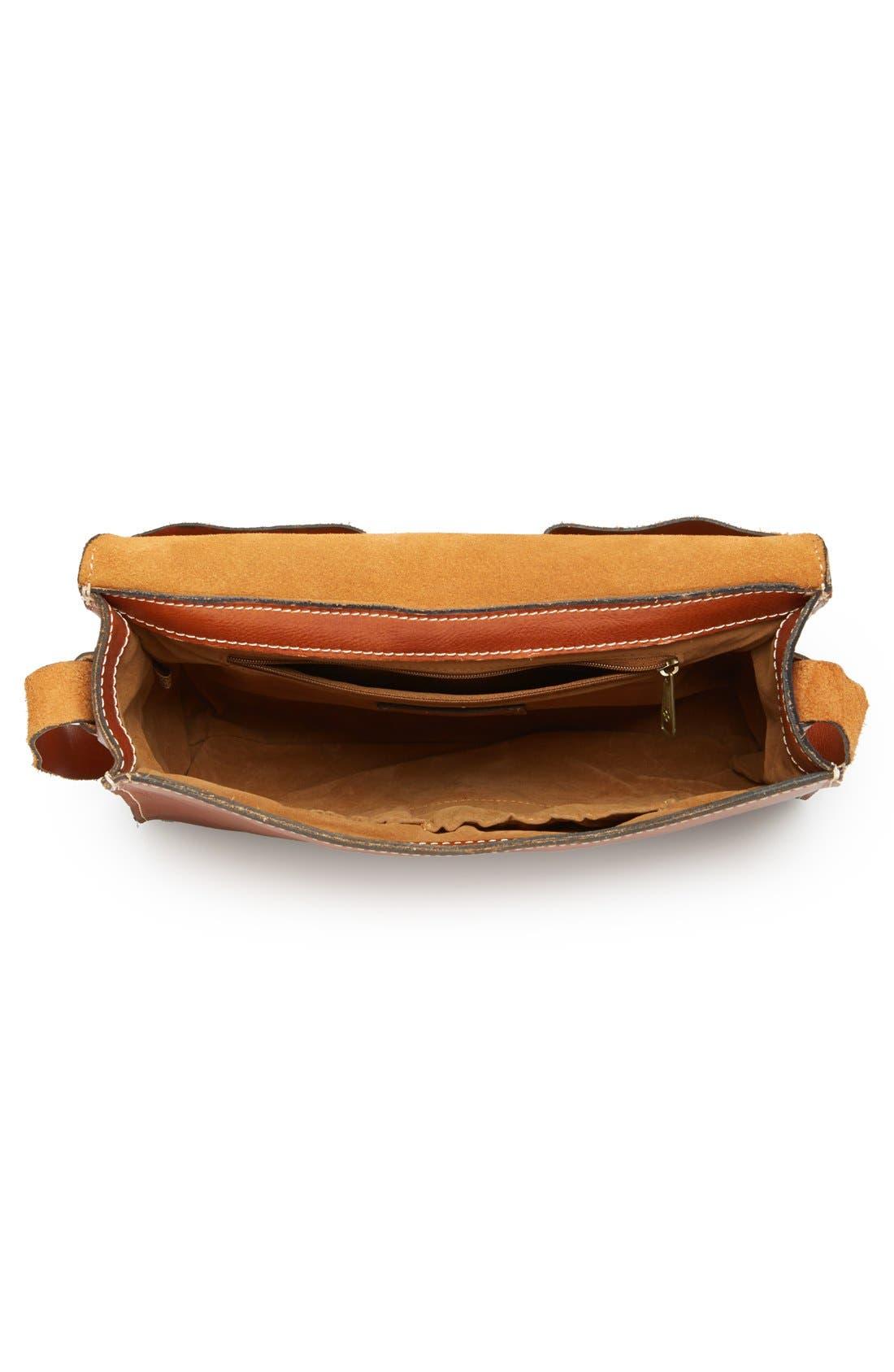 Alternate Image 3  - Patricia Nash 'Mantova' Leather Crossbody Bag