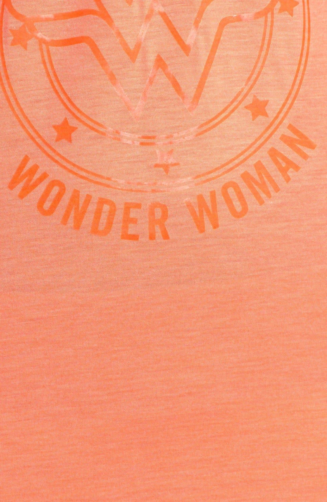 Alternate Image 4  - Under Armour 'Alter Ego - Wonder Woman' Racerback Tank