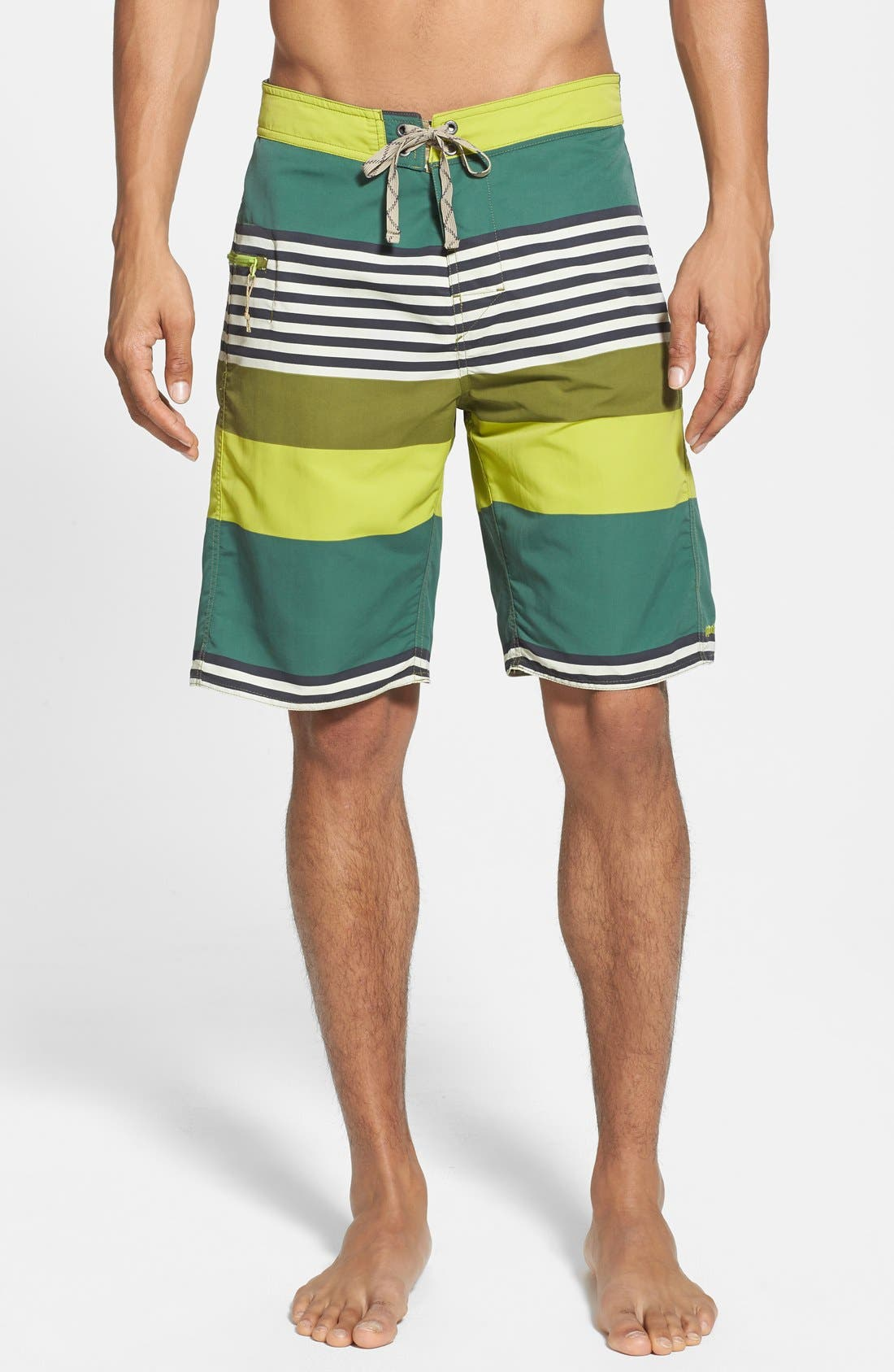 Alternate Image 1 Selected - Patagonia 'Wavefarer' Board Shorts