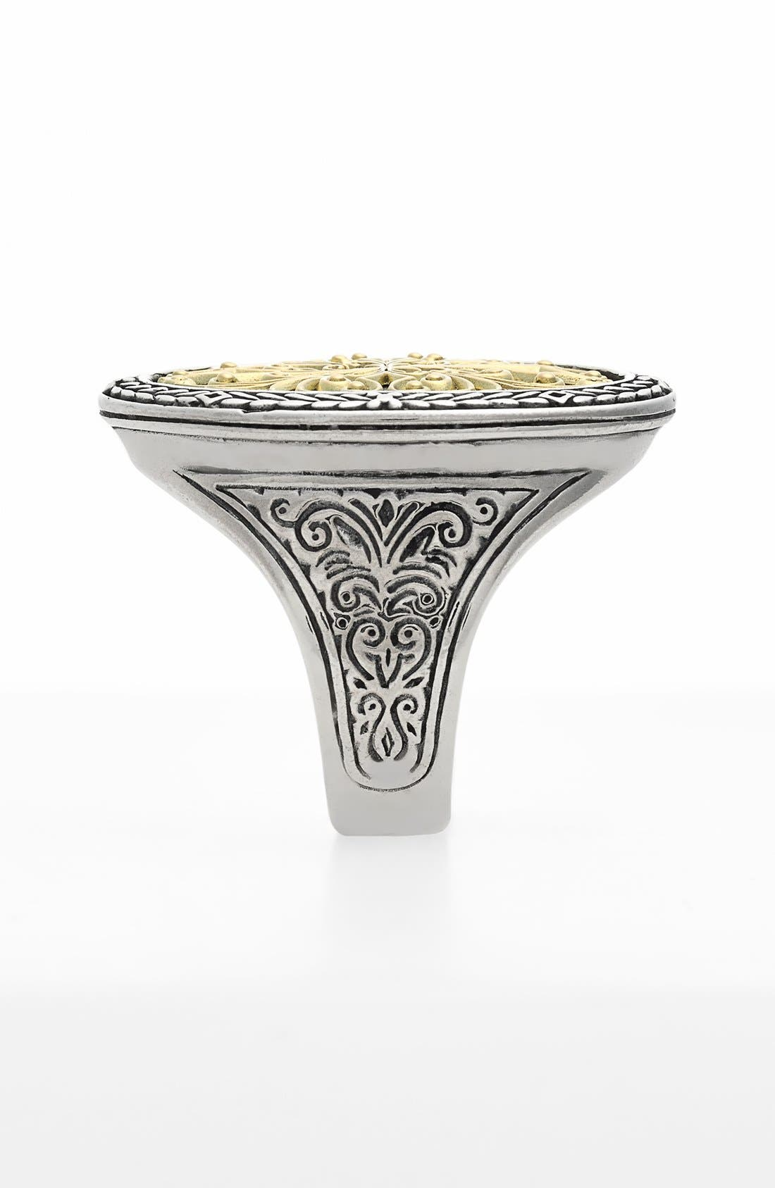 Alternate Image 2  - Konstantino Oval Two-Tone Ring