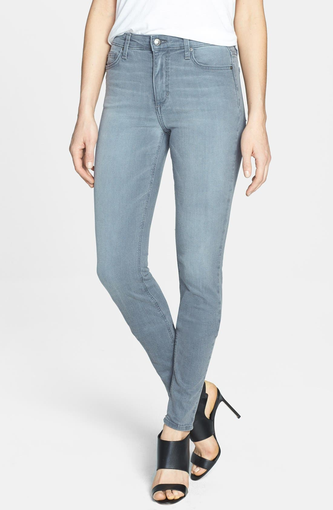 Main Image - Joe's 'Flawless' High Rise Skinny Jeans (Rakel)