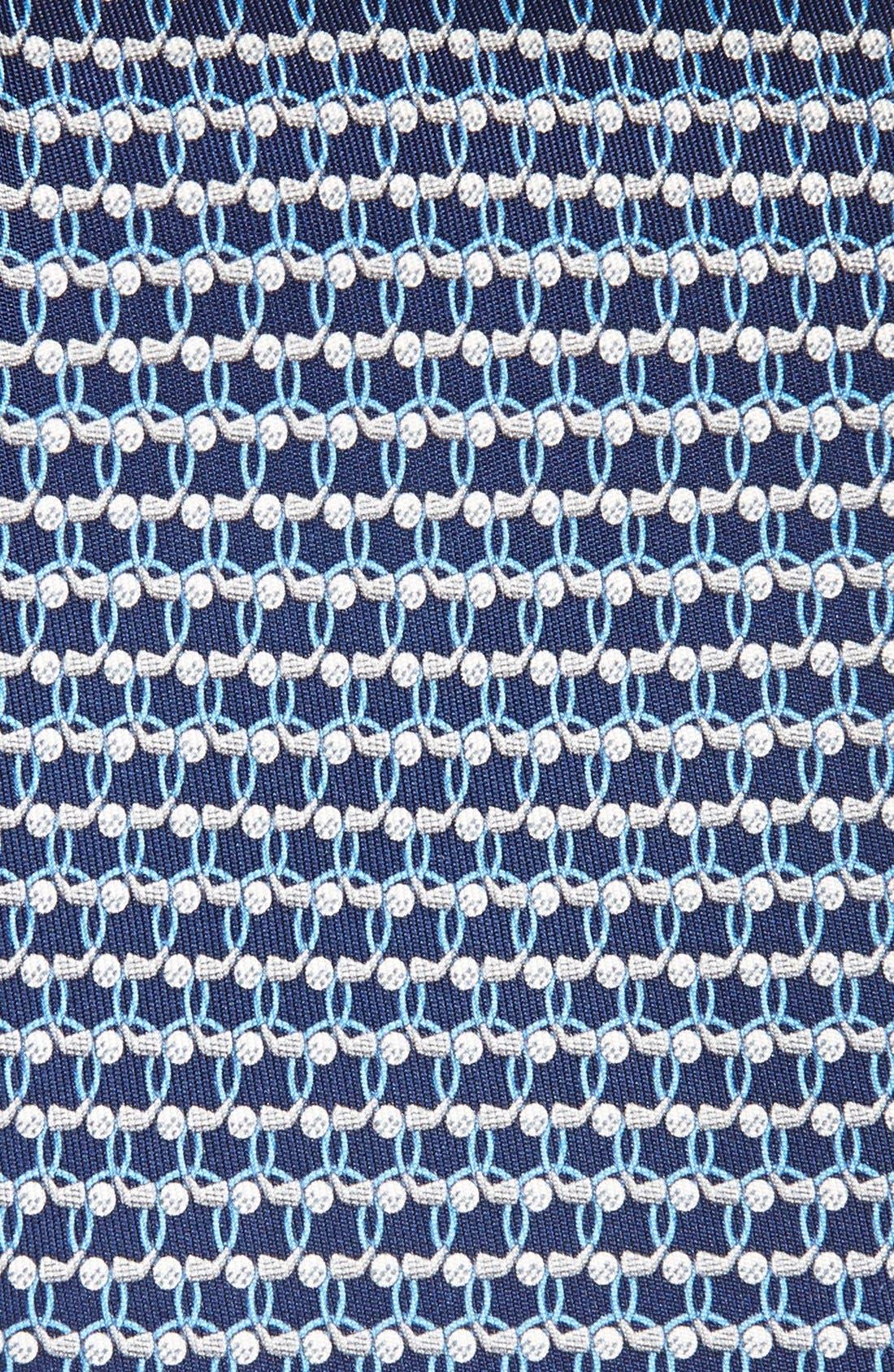 Alternate Image 2  - Salvatore Ferragamo Golf Print Tie