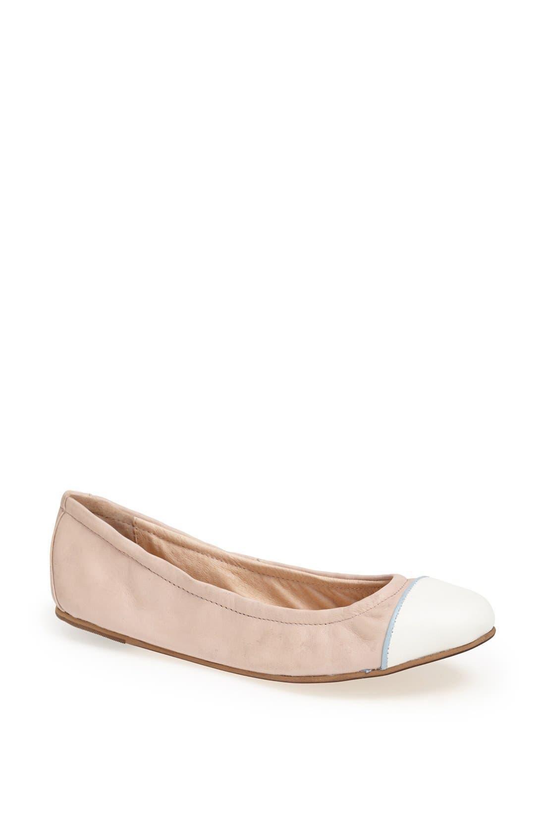 Alternate Image 1 Selected - Yosi Samra 'Marni' Foldable Ballet Flat