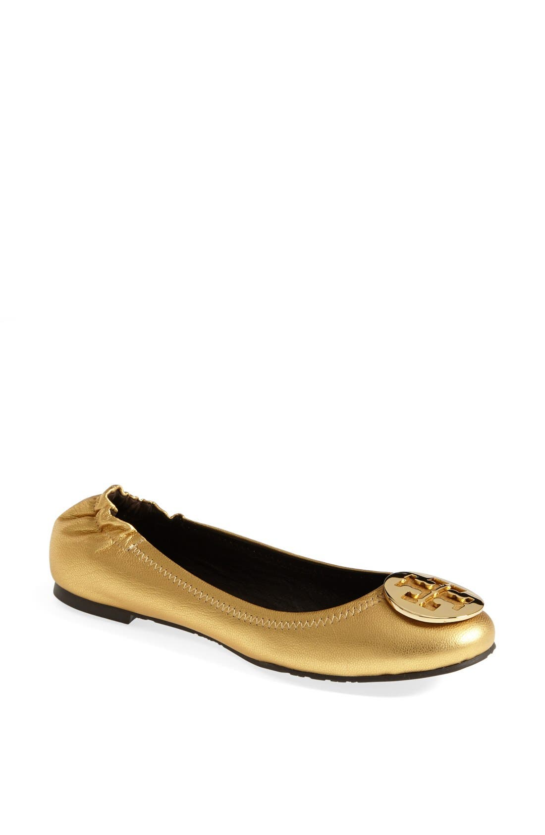 Alternate Image 1 Selected - Tory Burch 'Reva' Ballerina Flat (Women)