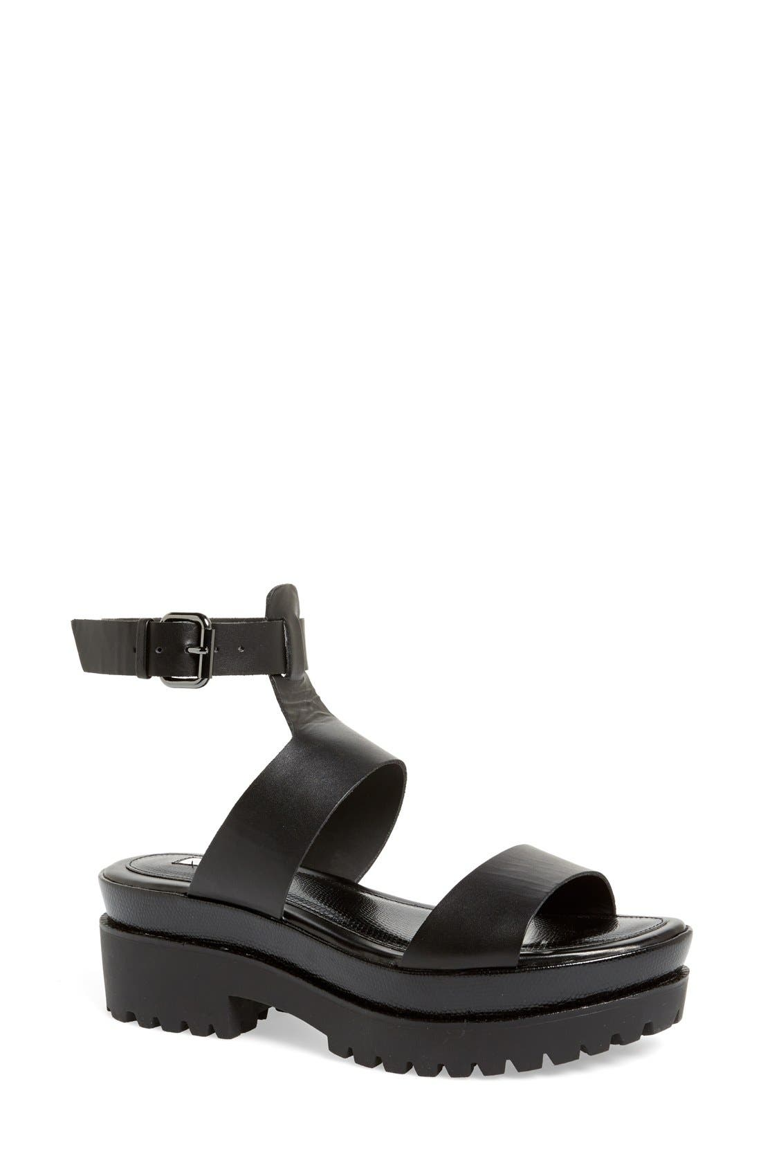 Alternate Image 1 Selected - Topshop 'Fernando' Sandal