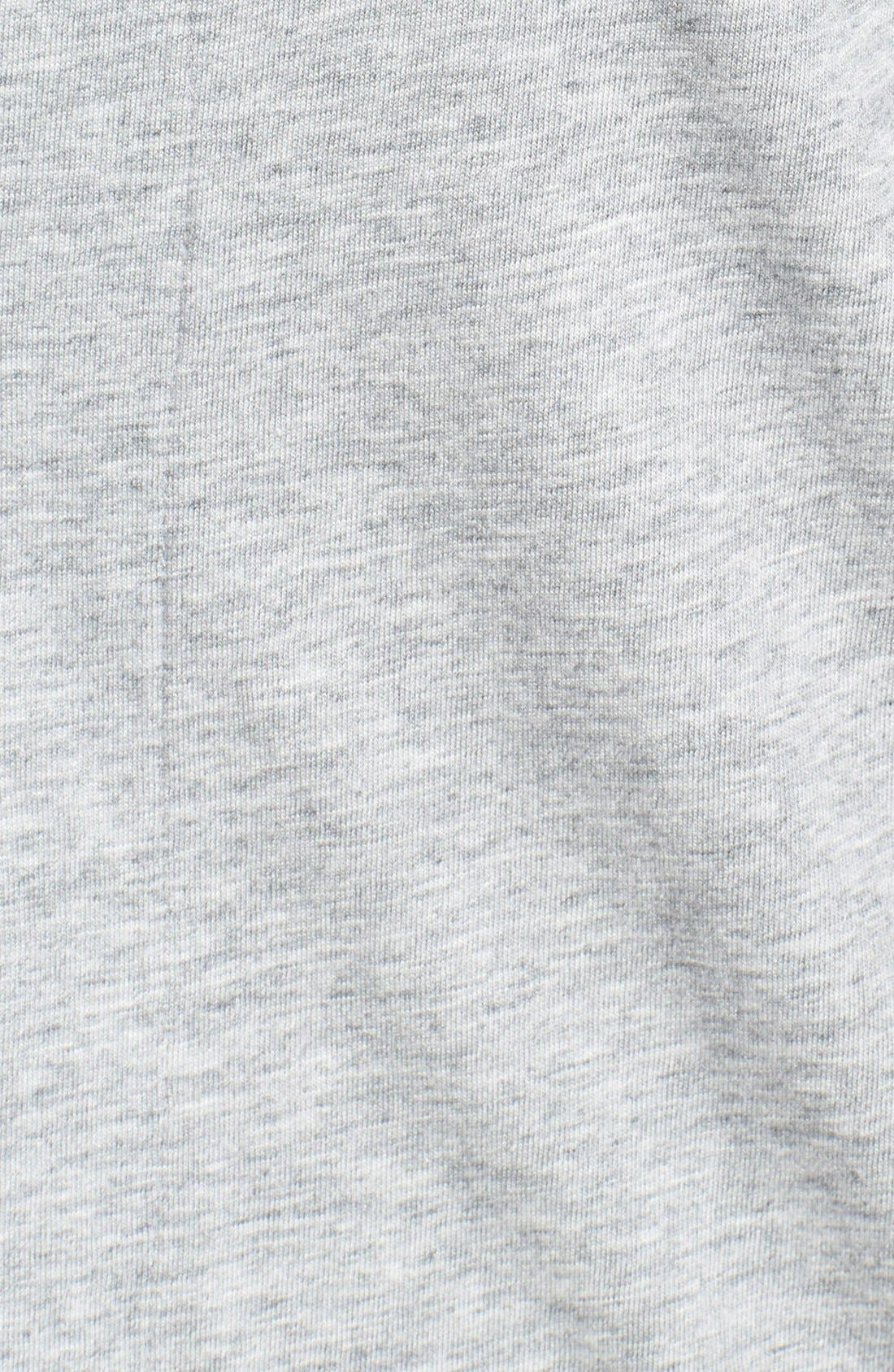 Alternate Image 3  - Lauren Ralph Lauren Knit Nightshirt (Plus Size) (Online Only)
