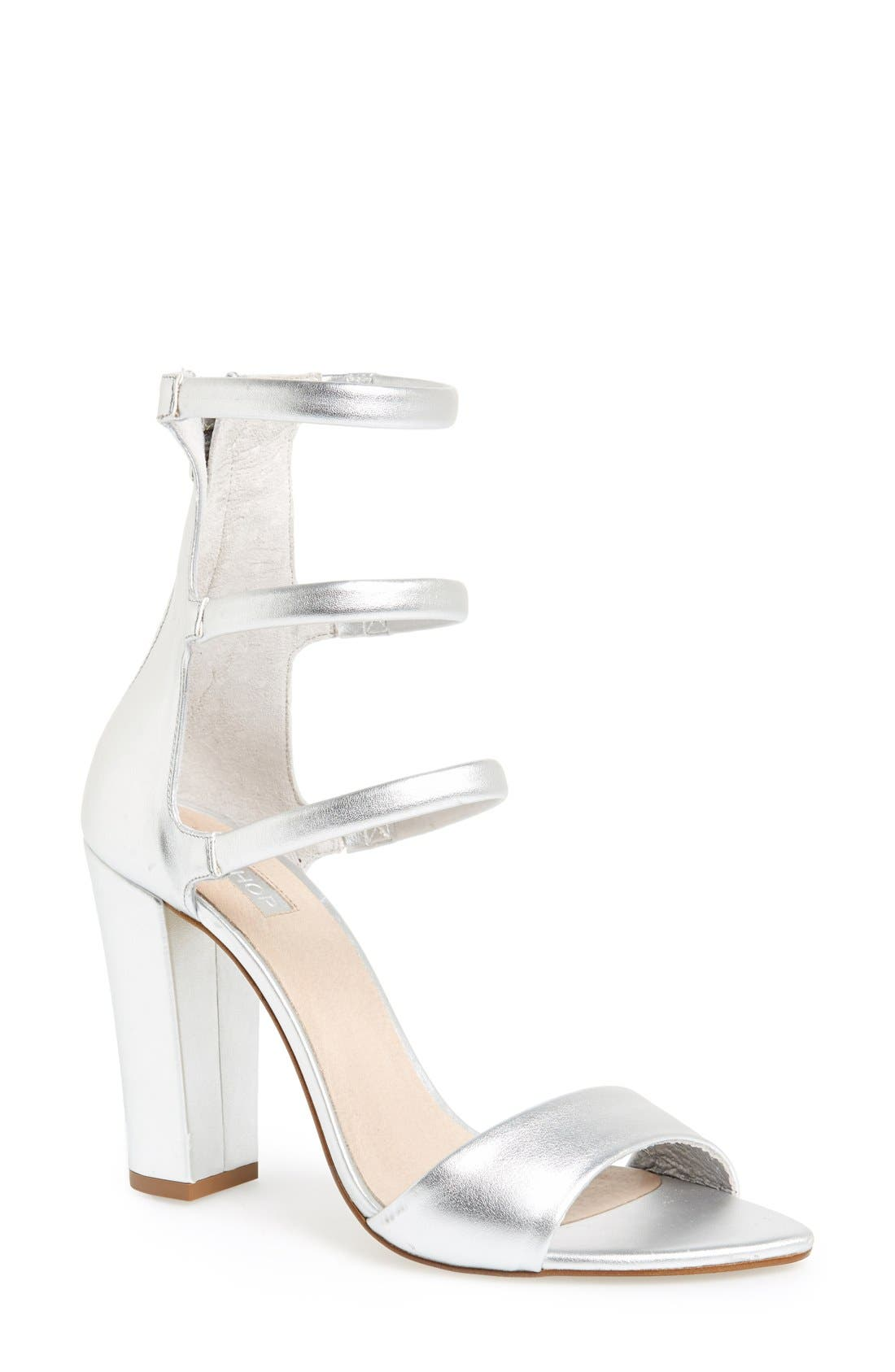 Main Image - Topshop 'Romy' Sandal