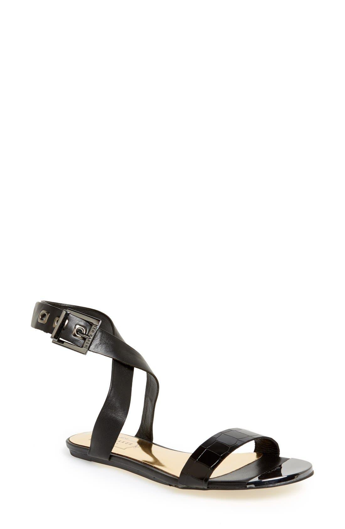 Alternate Image 1 Selected - Ted Baker London 'Tabbey' Sandal