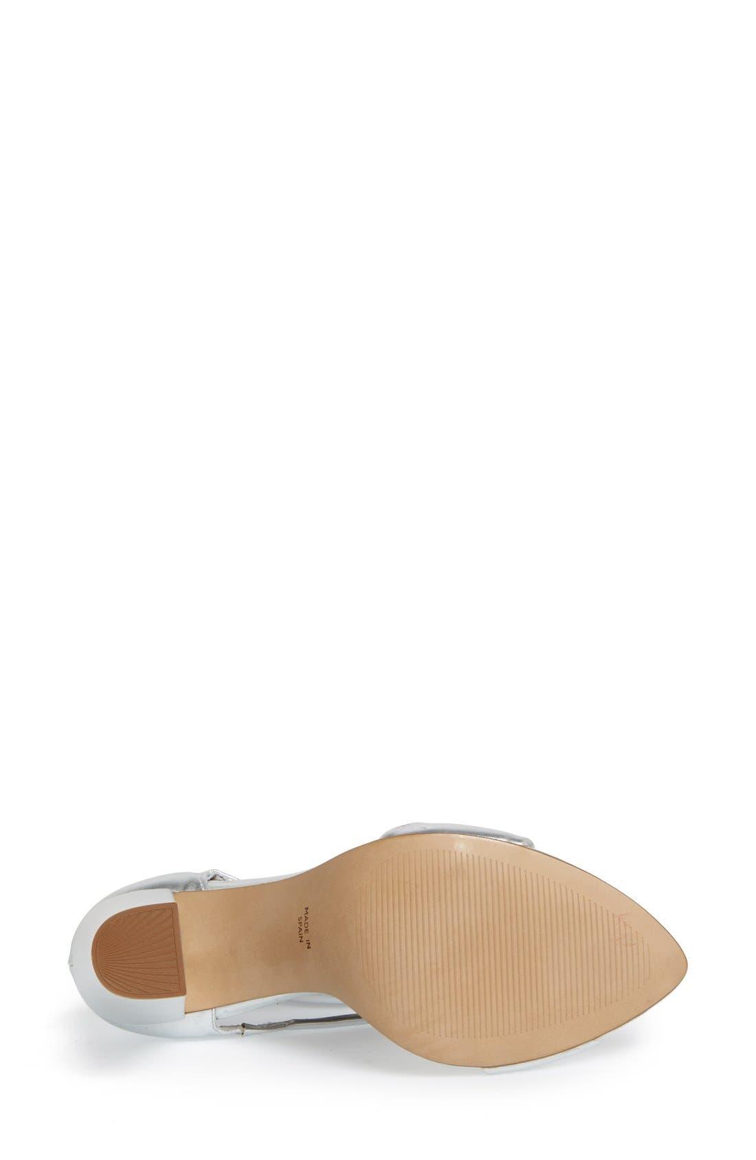 Alternate Image 4  - Topshop 'Romy' Sandal