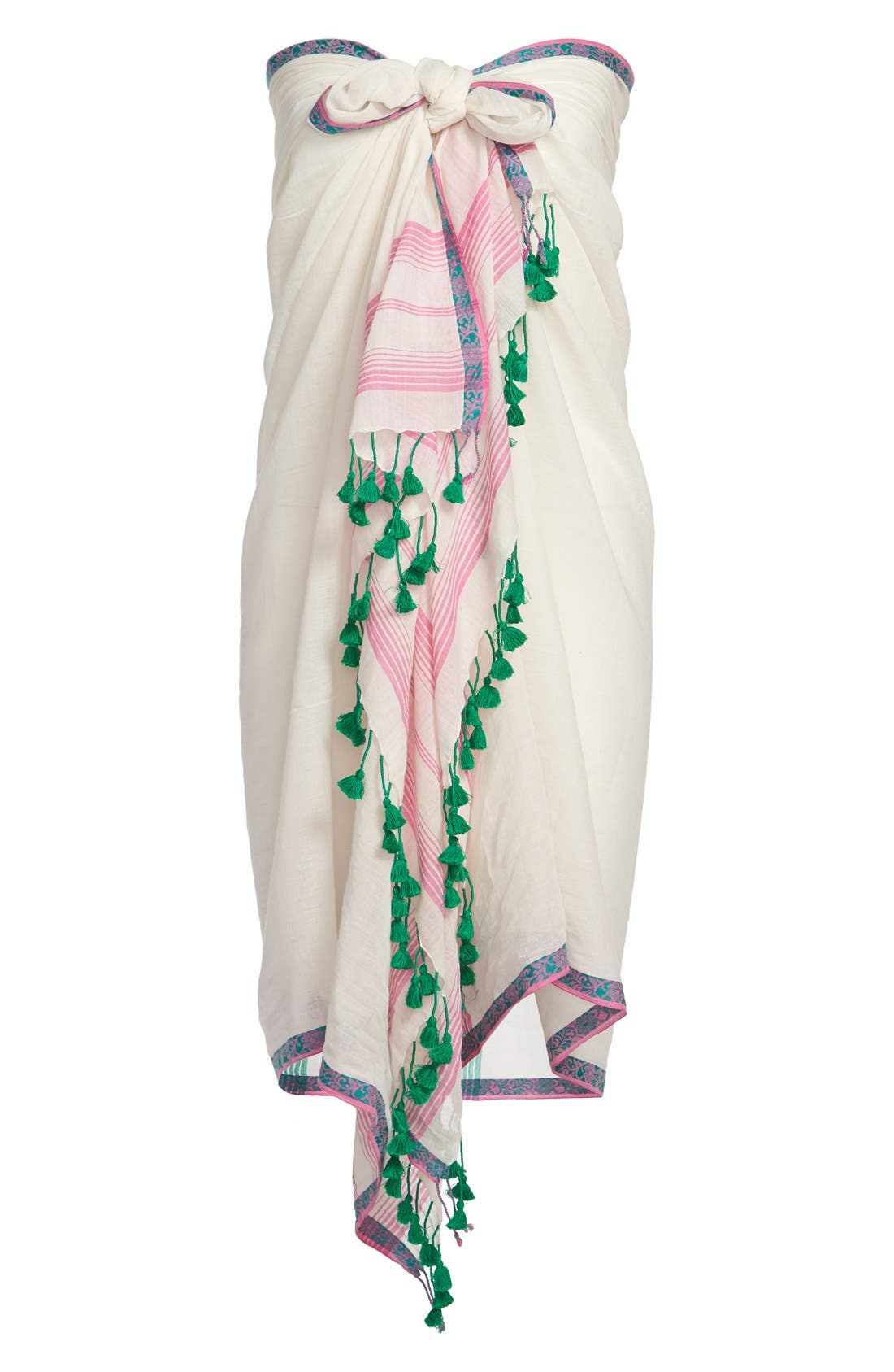 Alternate Image 3  - Aish 'Champa' Sarong