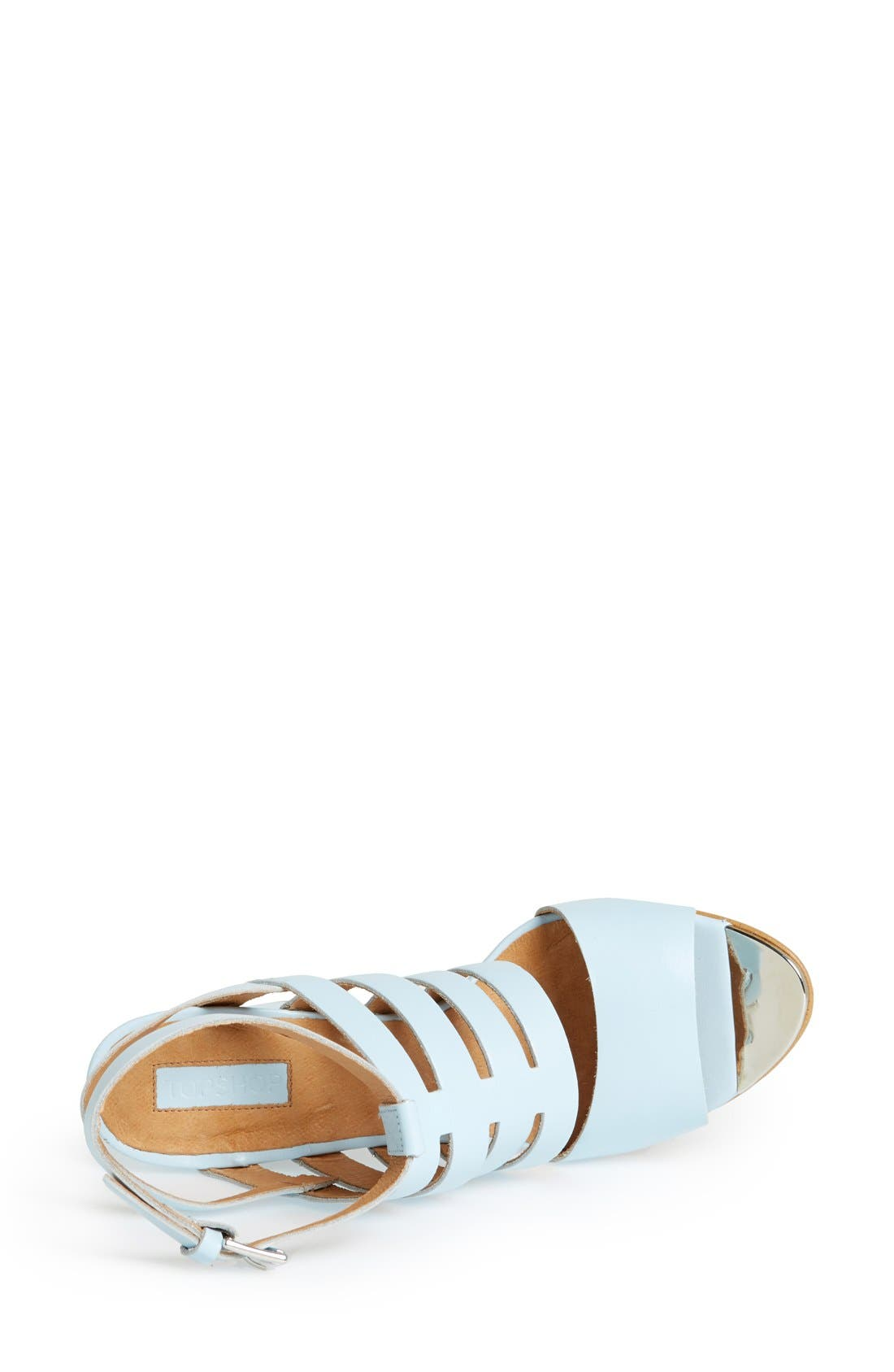 Alternate Image 3  - Topshop 'Rainbow' Sandal