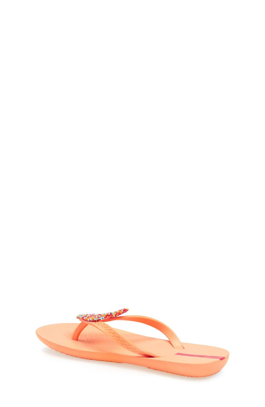 Alternate Image 2  - Ipanema 'Summer Love' Flip Flop (Toddler & Little Kid)