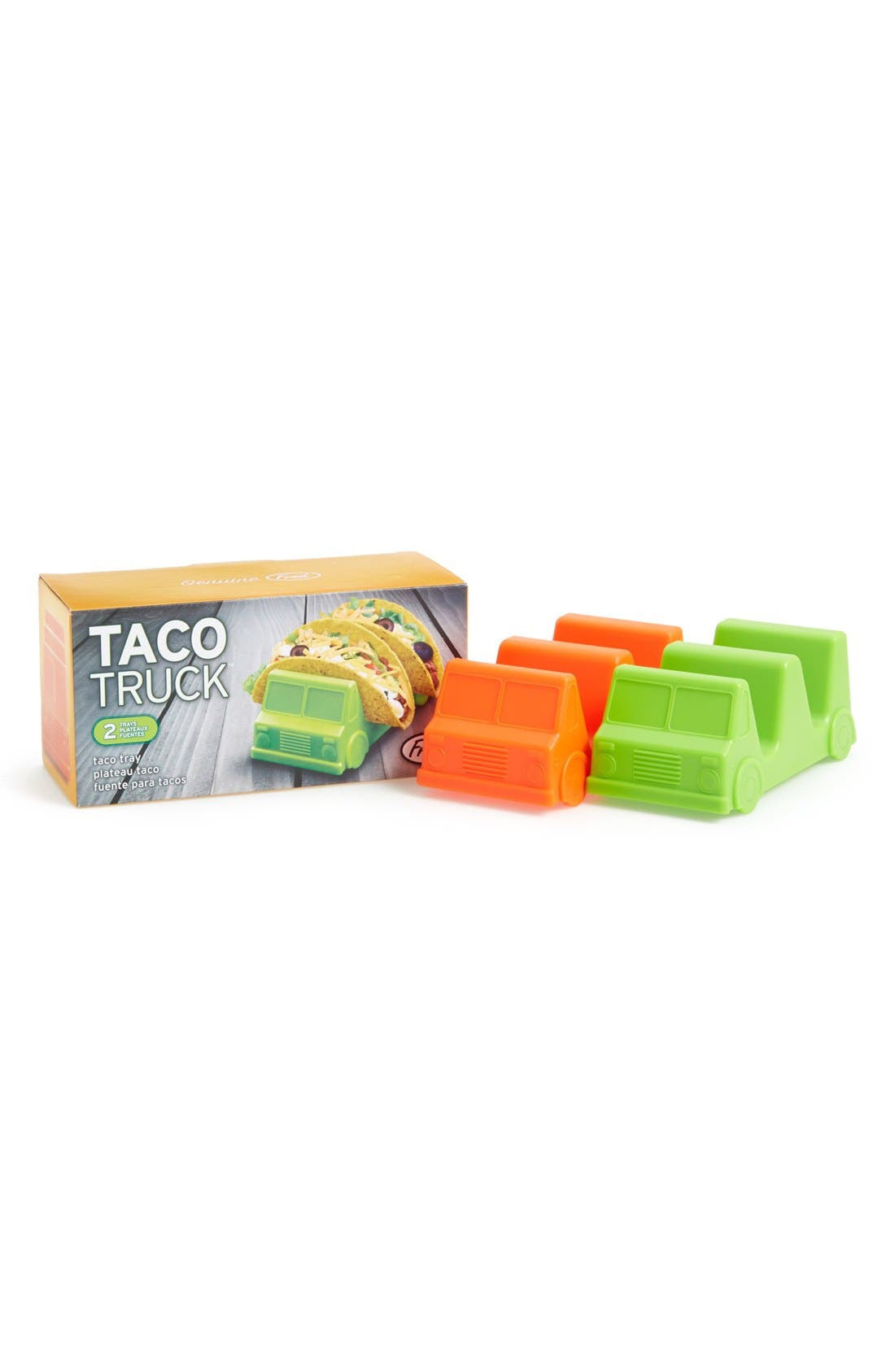 Alternate Image 1 Selected - Fred & Friends 'Taco Truck' Trays (Set of 2)