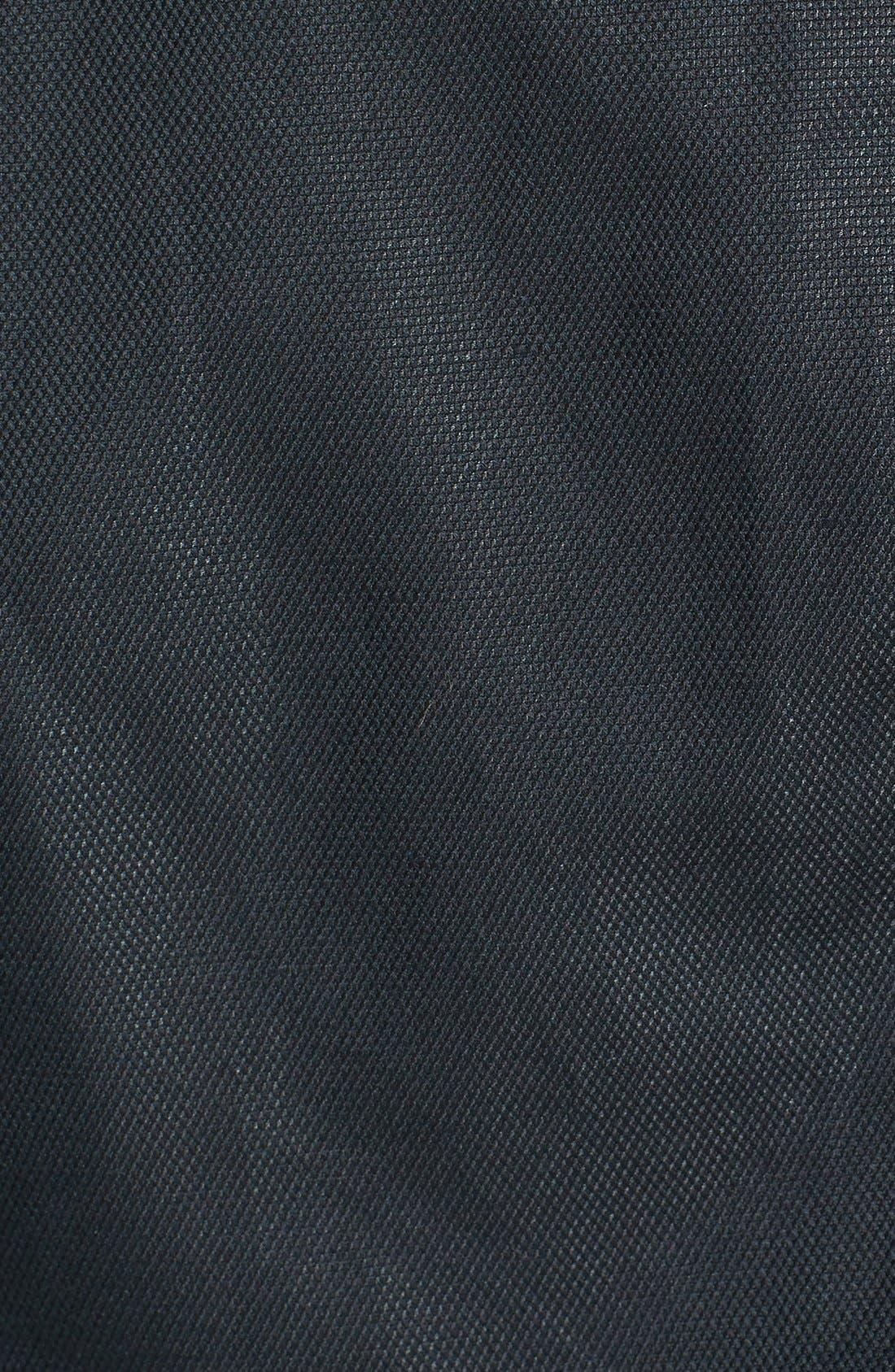 Alternate Image 3  - John Varvatos Star USA Slim Fit Cotton & Linen Jacket