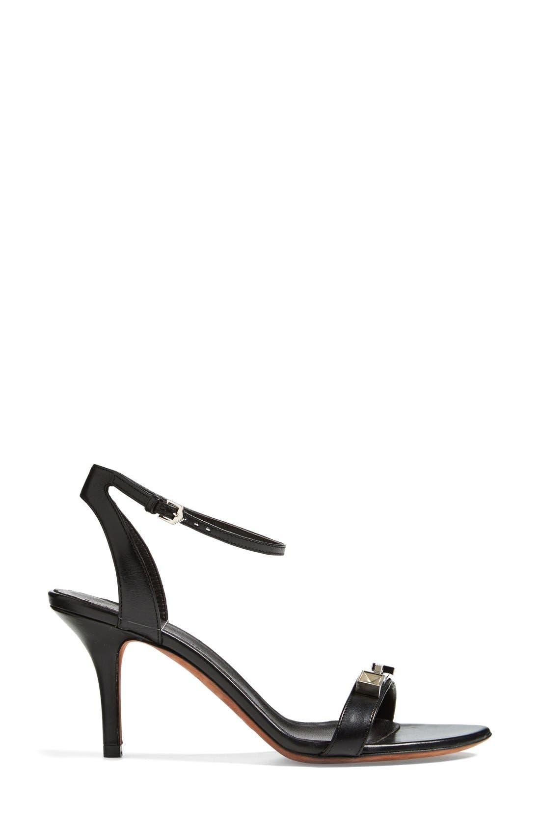 Alternate Image 4  - Proenza Schouler Leather Ankle Strap Sandal