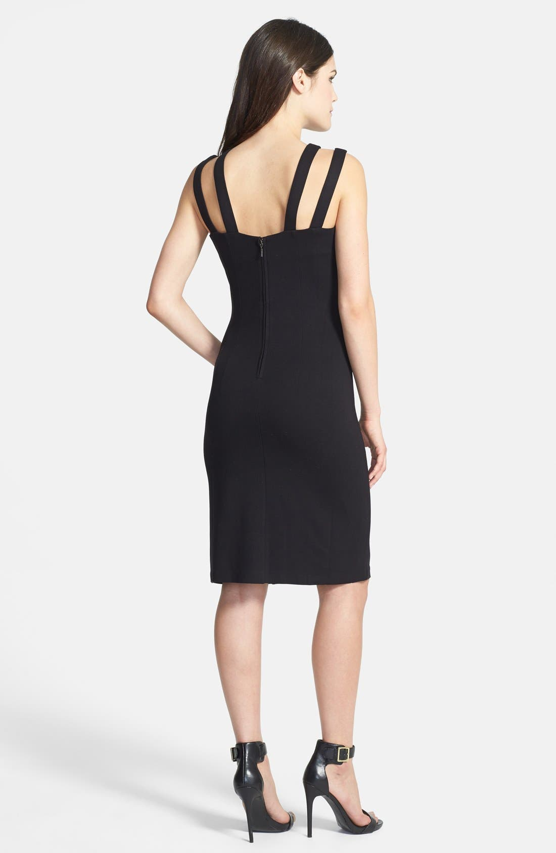Alternate Image 2  - NIC+ZOE 'Spliced' Sheath Dress