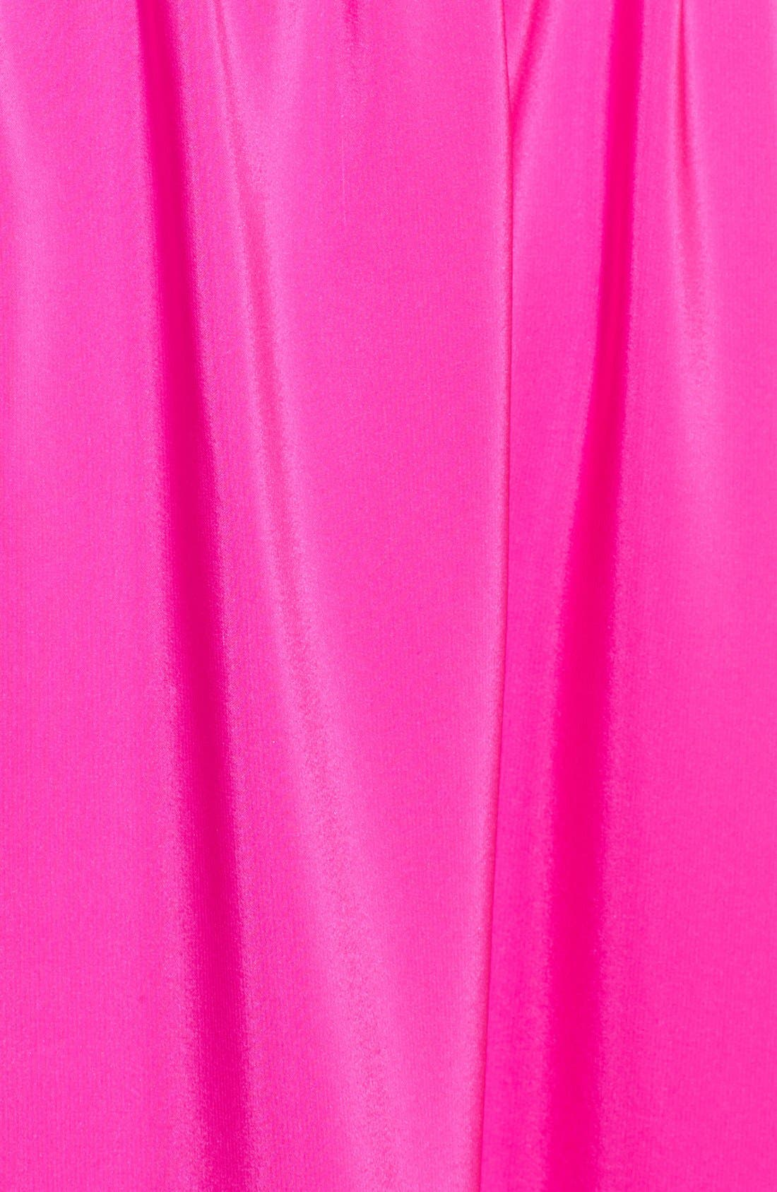 Alternate Image 3  - Amanda Uprichard Ruffle Halter Maxi Dress