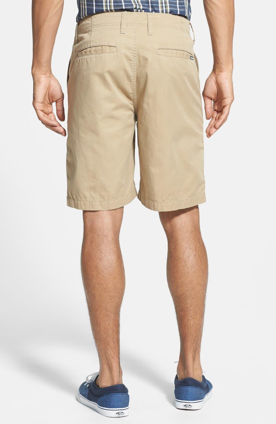 Alternate Image 2  - Quiksilver 'Minor Road' Shorts
