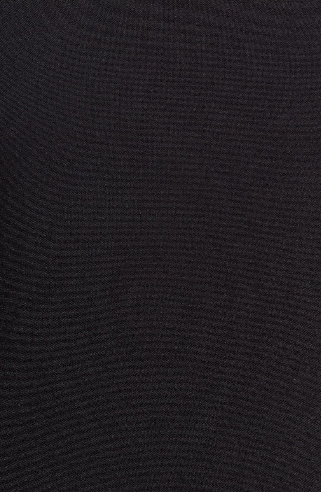 Alternate Image 4  - Eliza J Knit Shift Dress (Regular & Petite)