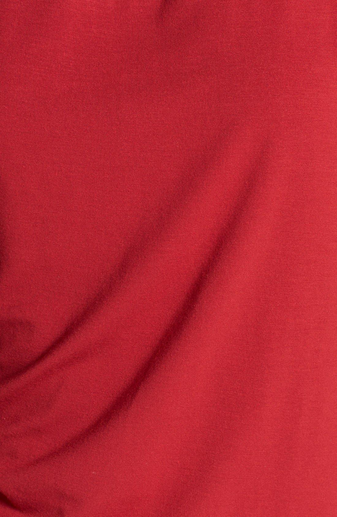 Alternate Image 3  - Bailey 44 'Unnecessary Roughness' Cutout Silk Yoke Top