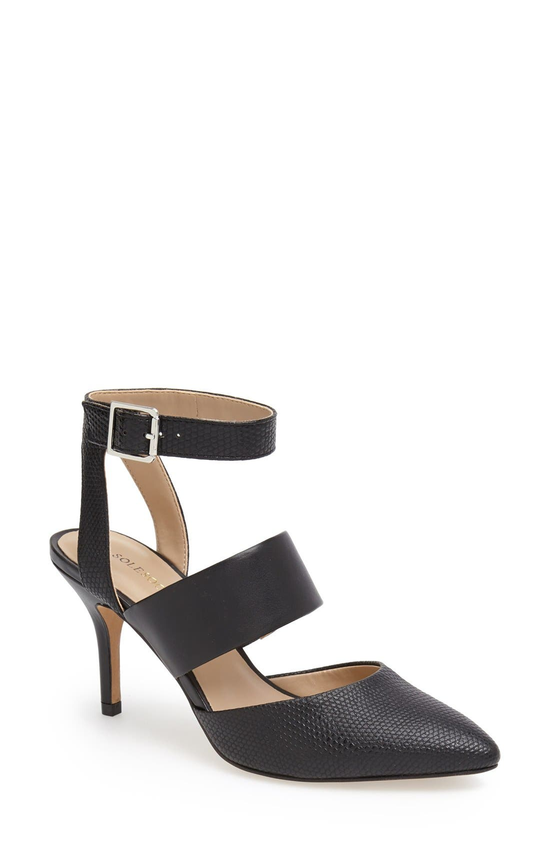 Alternate Image 1 Selected - SOLE SOCIETY JACIE PUMP