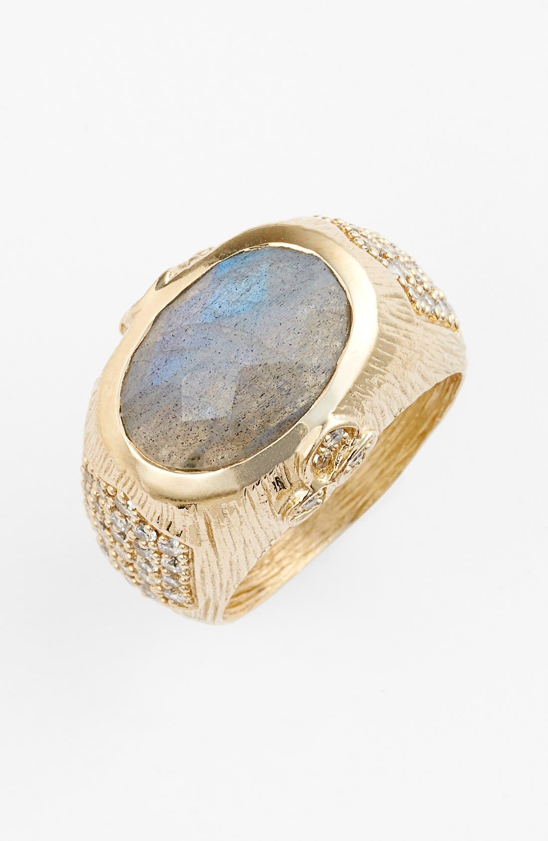 Alternate Image 1 Selected - Melinda Maria 'Mosaic - Larissa' Cocktail Ring