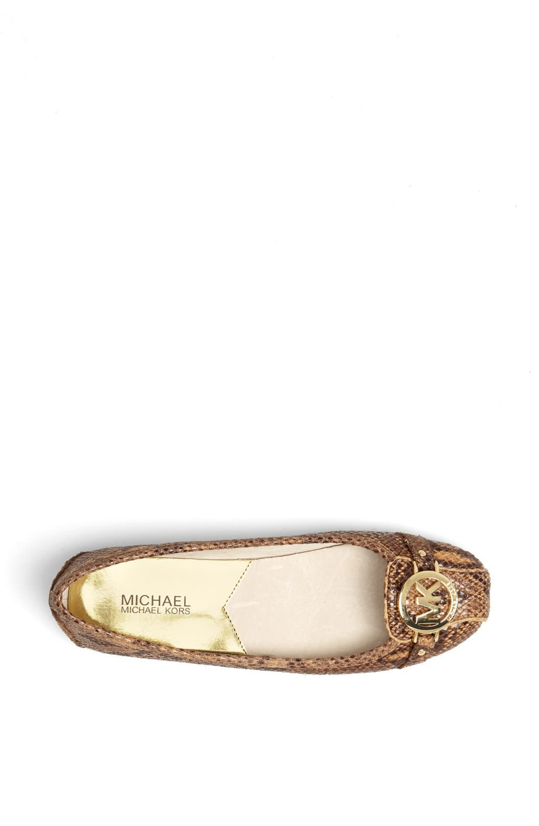 Alternate Image 3  - MICHAEL Michael Kors 'Fulton' Moccasin (Women)