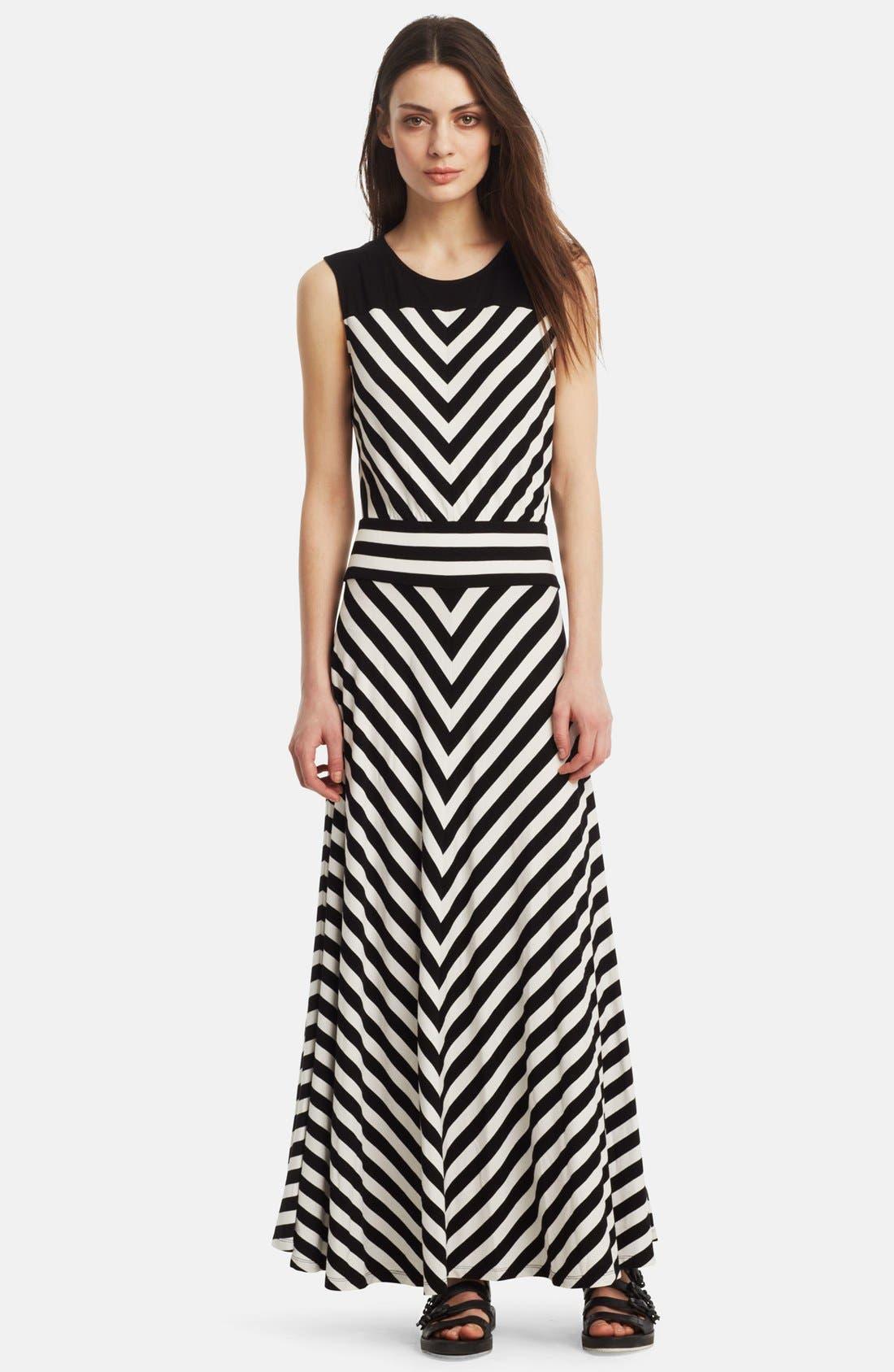 Main Image - Kenneth Cole New York 'Harmony' Maxi Dress