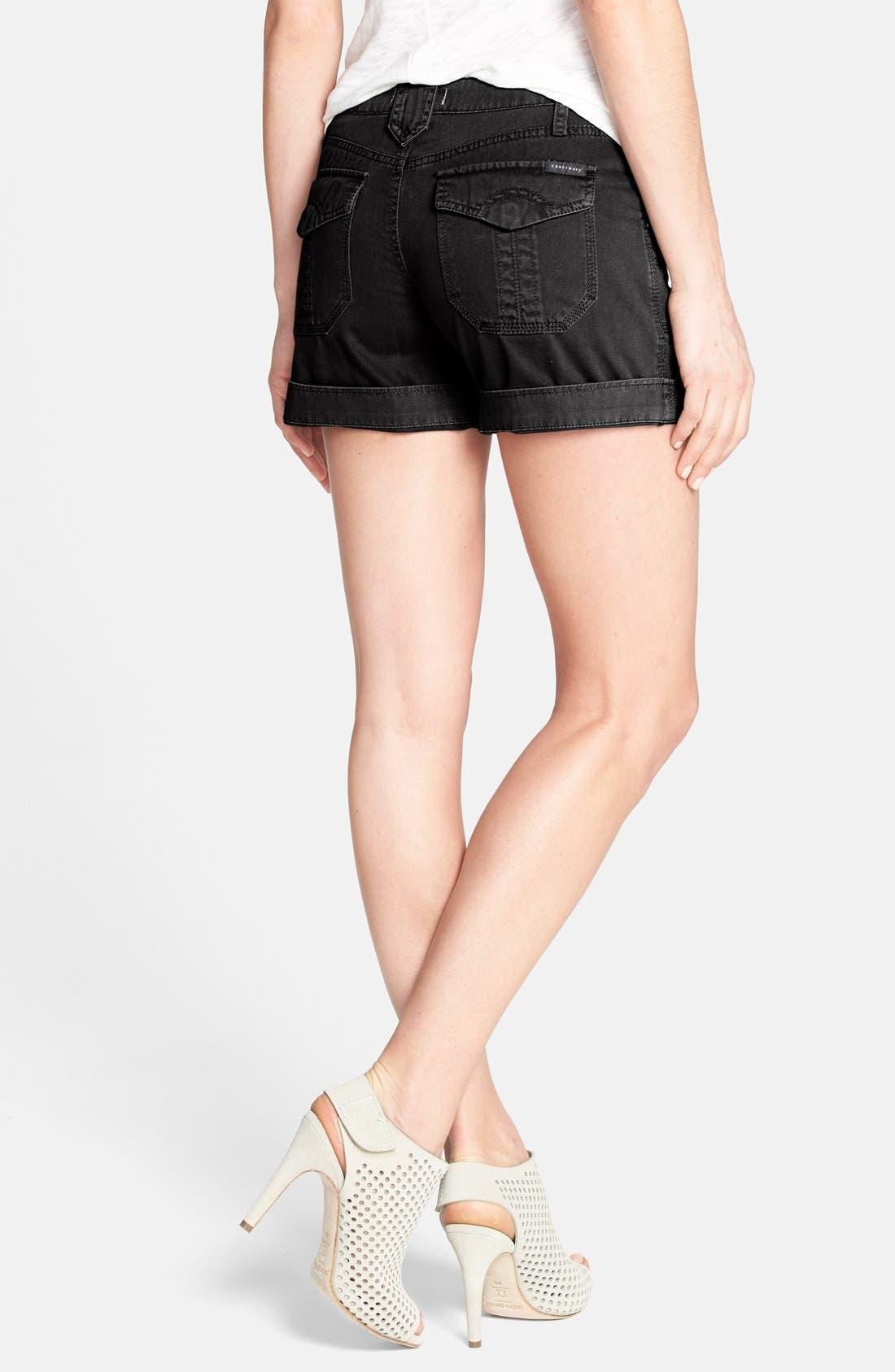 Alternate Image 2  - Sanctuary 'Globe Trotter' Twill Shorts