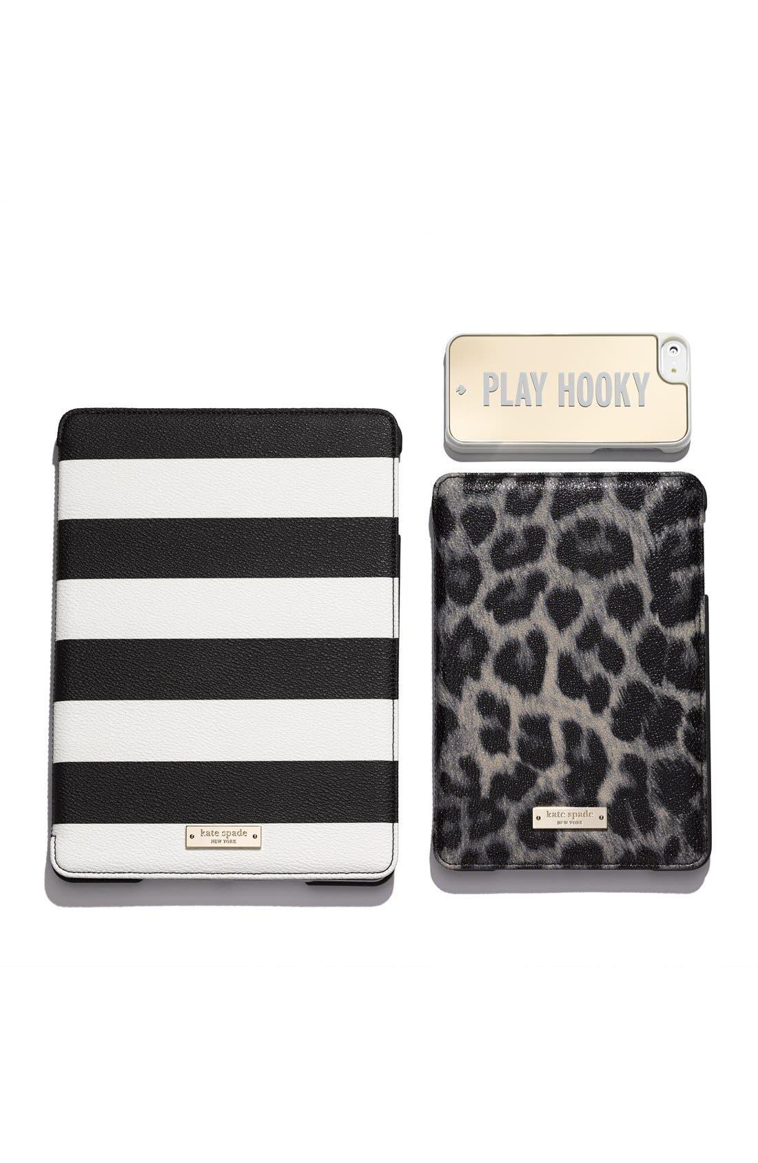 Alternate Image 2  - kate spade new york 'play hooky' iPhone 5 & 5s case