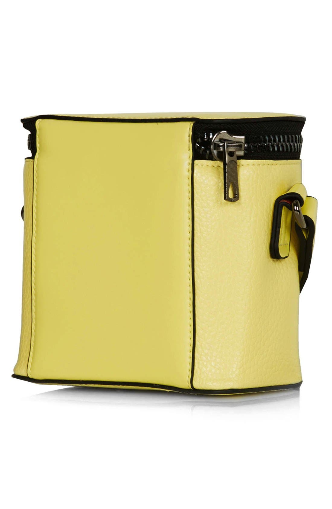 Alternate Image 4  - Topshop Mini Crossbody Bag
