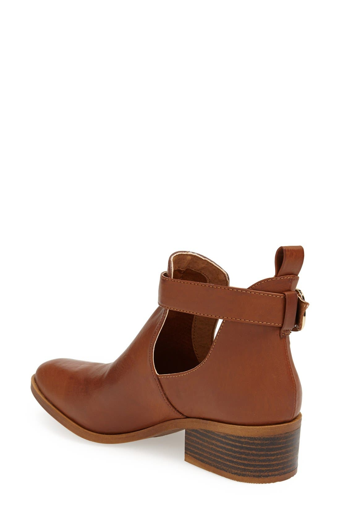 Alternate Image 2  - BC Footwear 'Dress Up' Ankle Bootie (Women)