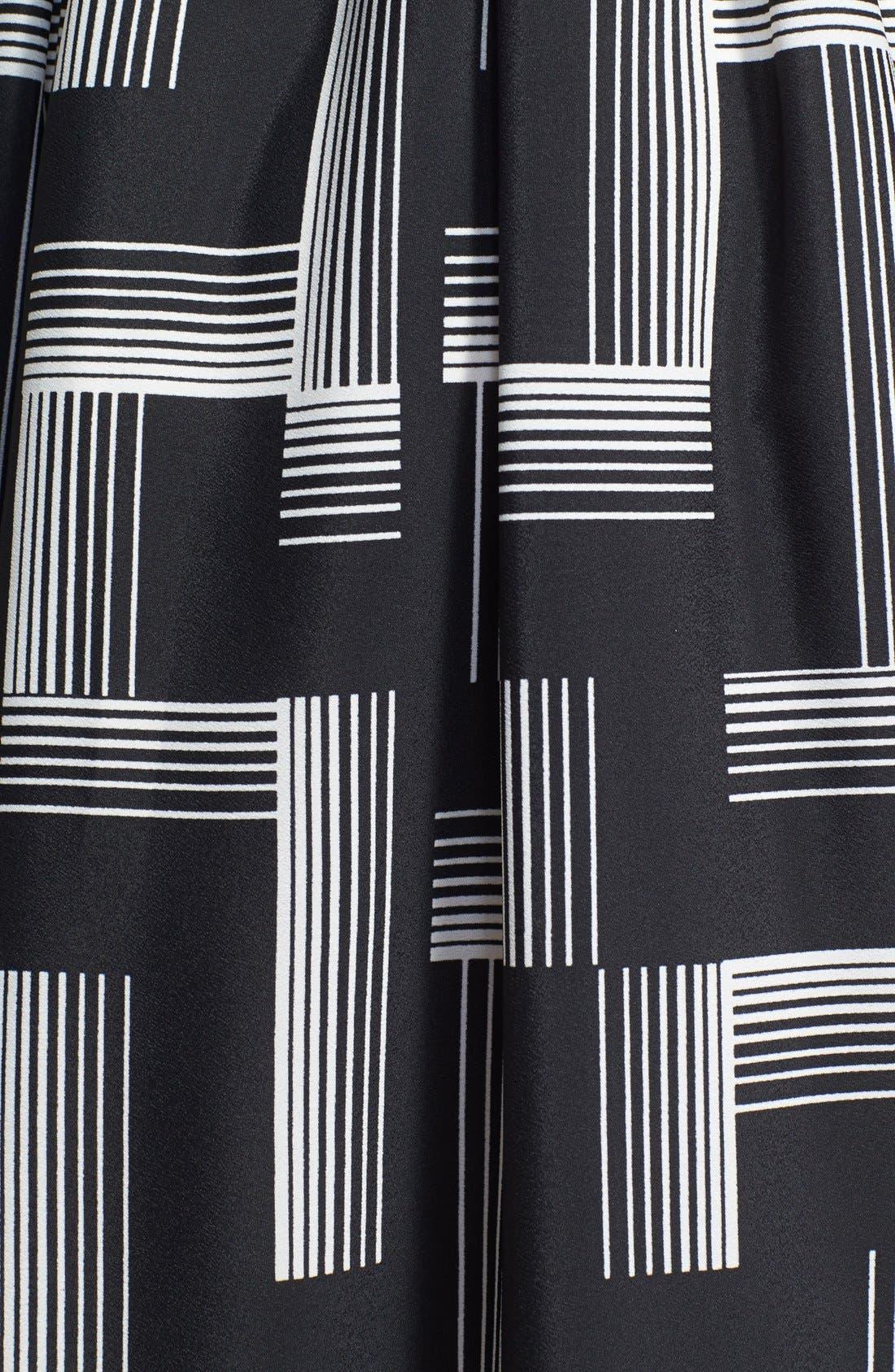 Alternate Image 3  - Eliza J Geo Print Maxi Dress (Regular & Petite)