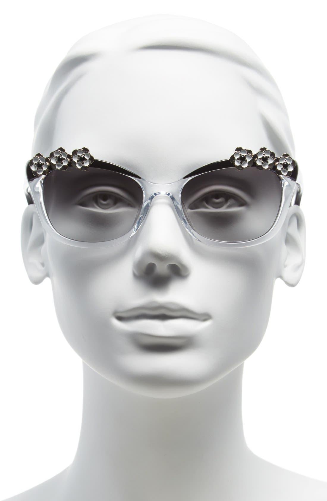 Alternate Image 2  - kate spade new york 55mm retro sunglasses