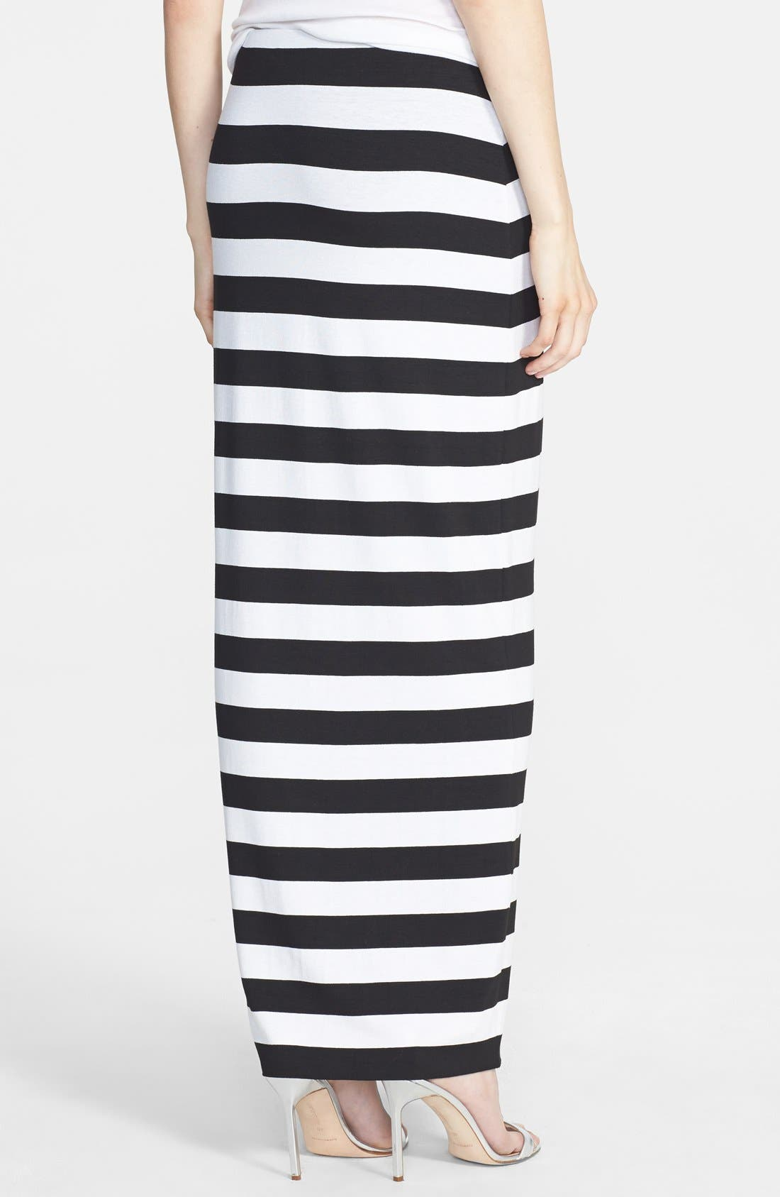 Alternate Image 2  - Bailey 44 'Stella' Stripe Maxi Skirt