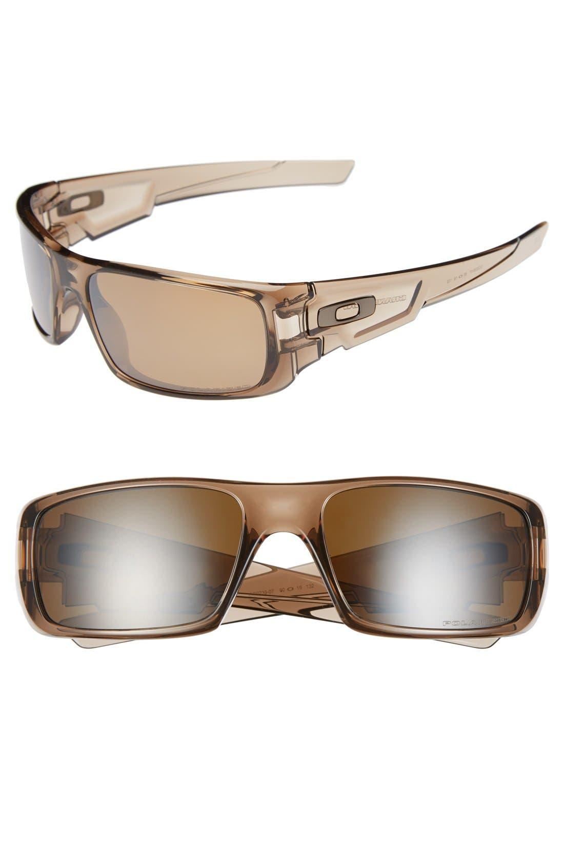 Alternate Image 1 Selected - Oakley 'Crankshaft' 60mm Polarized Sunglasses