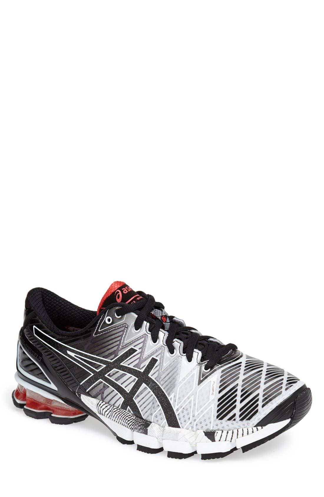 Alternate Image 1 Selected - ASICS® 'GEL-Kinsei 5' Running Shoe (Men)