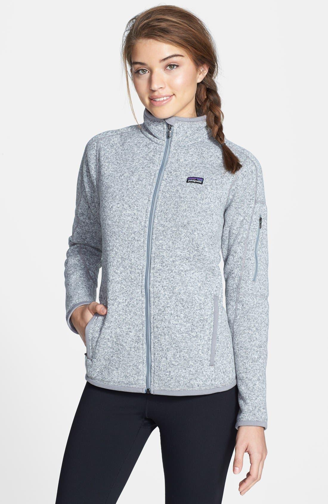Alternate Image 1 Selected - Patagonia 'Better Sweater' Jacket