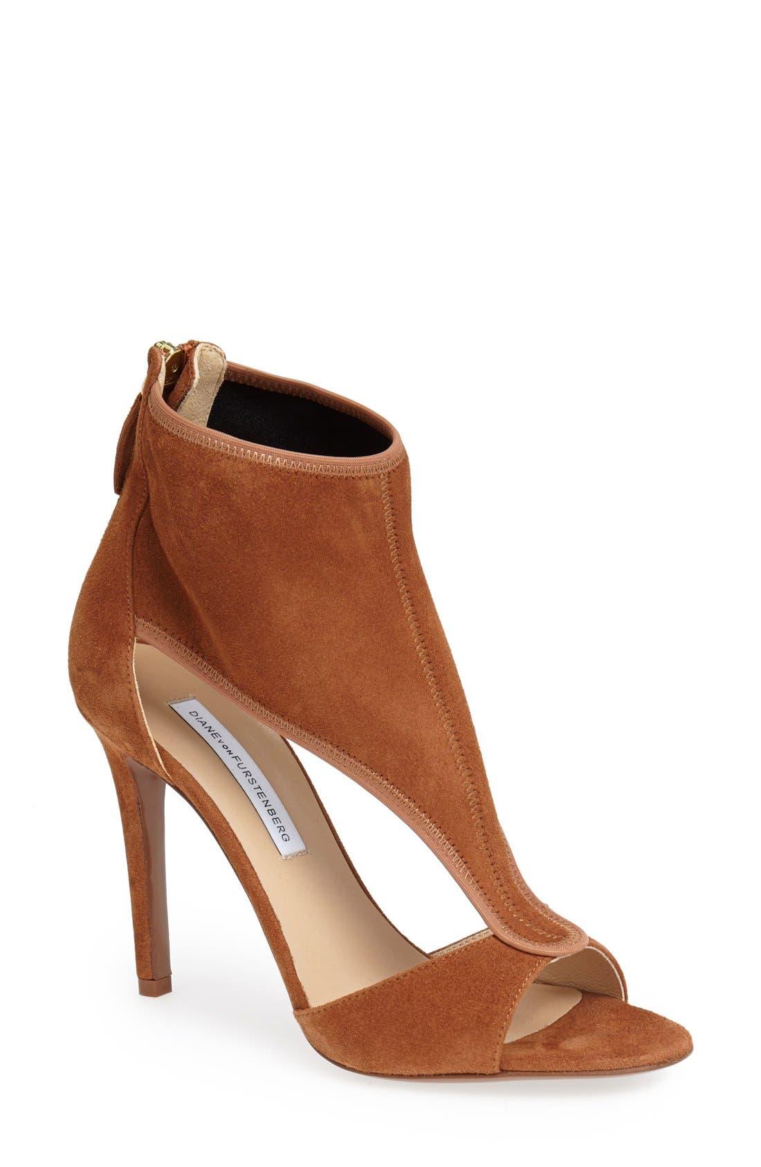 Alternate Image 1 Selected - Diane von Furstenberg 'Uffie' Sandal (Women)
