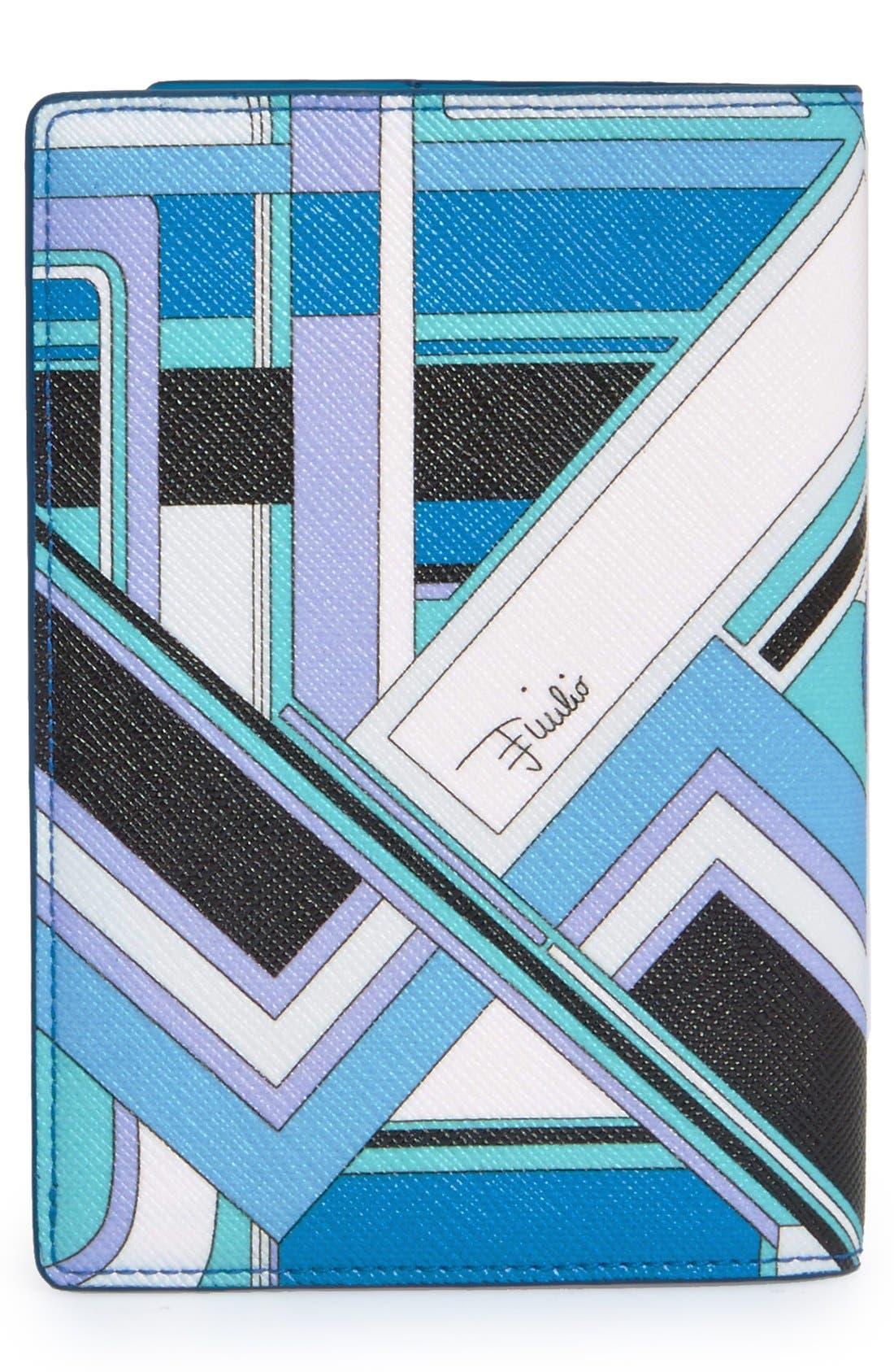 Alternate Image 3  - Emilio Pucci Passport Cover