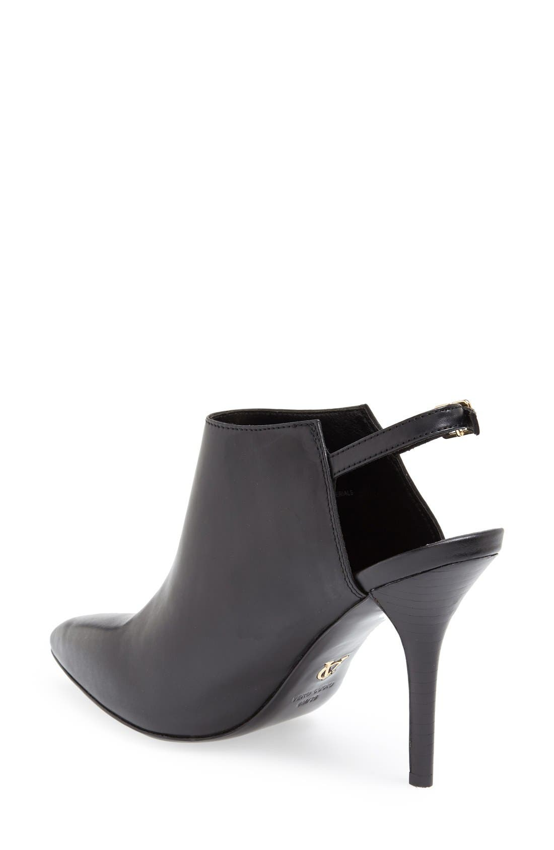 Alternate Image 2  - VC Signature 'Calven' Slingback Pointy Toe Bootie (Women)